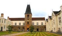 old education buildings in london | College : Old College Buildings and Chapel : Dulwich Village London ...