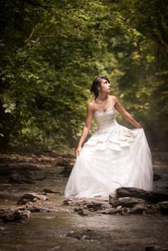 Prom dress, trash the dress, TTD photography, Richmond KY photographer, Life Art Photography