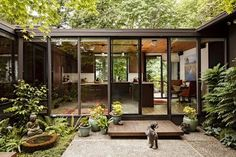 Mid Century Modern Kitchen -  Mosaik Design & Remodeling