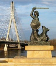 Read about history of Warsaw.