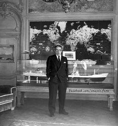 EVGENIA GL THE LEGEND ARI  ONASSIS Greece History, Maria Callas, Vintage Rolex, Famous Men, Rare Photos, Cinema, Ships, Icons, Children