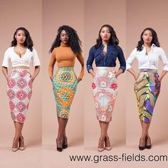 african fashion ideas looks trendy ! African Inspired Fashion, African Print Fashion, Africa Fashion, Fashion Prints, African Print Dresses, African Fashion Dresses, African Dress, African Print Skirt, African Print Pencil Skirt