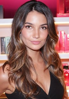 Brunette Ombre Hair, ooohhh. So tempted!