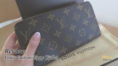 Louis Vuitton Zippy Wallet Review