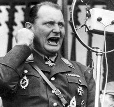Göring, presidente del Reichstag