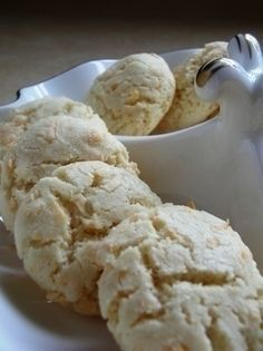 Swedish Dream Cookies Recipe from Damaris