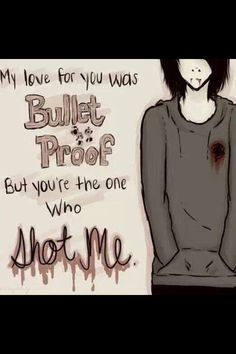 Bulletproof love