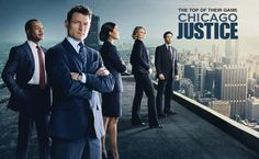 Chicago Justice (NBC-January 15, 2017) a crime drama which follows the States Attorneys team of prosecutors and investigators as they navigate their way through Chicago area politics, the legal arena, and media coverage while pursuing justice. A spin-off to Chicago PD. Created by Dick Wolf (franchise of Chicago Fire, PD, Med). Stars: Philip Winchester, Nazneen Contractor, Joelle Carter, Carl Weathers, Ryan-James Hatanaka, Lorraine Toussaint, Monica Barbaro.