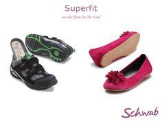 Die besonderen #Superfit #Kinderschuhe sind ideal auf die Bedürfnisse Eures Nachwuchses ausgerichtet