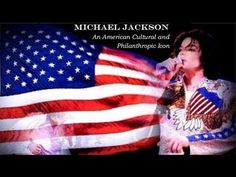 Honor Michael Jackson as an American cultural and philanthropic icon