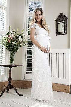 maternity dresses wedding | Maternity Wedding Dresses | Pinterest ...