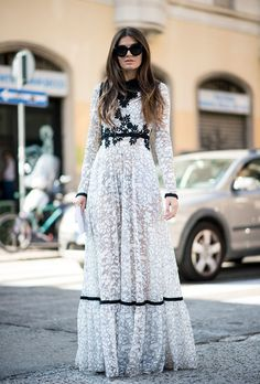 Best Street Style Outfits from Milan FashionWeek Spring 2017