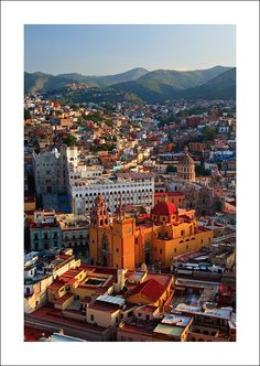 Guanajuato, Mexico is a fun town full of life and history. Make sure to follow the troubadors in their walking tour, visit the overlook of the city with Pipila, and people watch!