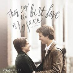 The Fault in Our Stars Movie Pack Giveaway that includes the book and graphics from One Republic song lyrics soundtrack Hazel And Augustus, John Green Books, Augustus Waters, I Love Cinema, Tfios, Divergent Quotes, One Republic, The Fault In Our Stars, Film Serie