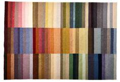 Produktbild - Emma, Handvävd matta