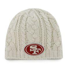 San Francisco 49ers Women's '47 Brand Shawnee Knit Hat