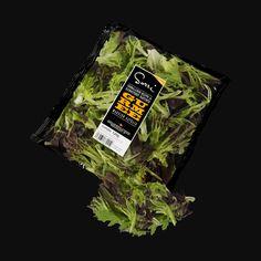Makujen aatelia. Hienostuneessa sekoituksessa on kokonaisia vihreän- ja punaisen friseesalaatin-, Renoir Blackin-, Xavierin- ja pähkinäisen Rucolan lehtiä. Gurmee tekee arjesta juhlan! Hienostuneen makuinen pohja monille kala-, juusto-, liha- ja äyriäissalaateille. Salaatinlehdet ovat pieniä ja kokonaisia eli one-cut-ready -salaatteja.