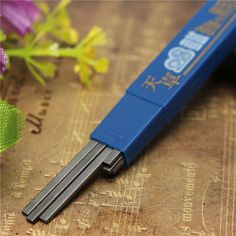 [US$2.04] 2.0mm 6PCs Black Lead Pencil Refills Set For Exam Automatic Mechanical Pencil #2.0mm #6pcs #black #lead #pencil #refills #exam #automatic #mechanical
