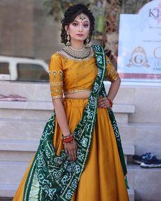 Designer Bridal Lehenga, Indian Bridal Lehenga, Indian Bridal Outfits, Indian Bridal Fashion, Indian Dresses, Half Saree Designs, Choli Designs, Lehenga Designs, Blouse Designs