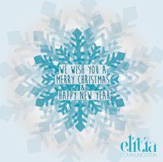 Toute l'équipe de l'agence Elitia vous souhaite de très belles fêtes de fin d'année!  www.elitia.ch