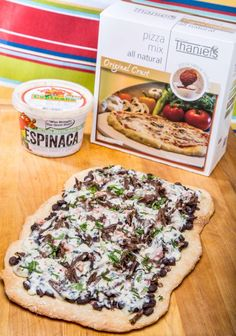 Fiesta Shredded Beef Pizza made with local Kansas ingredients from From the Land of Kansas members! Beef Pizza, Pizza Chef, Create A Recipe, Recipe Using, Leftover Roast Beef, State Fair Food, Shredded Beef, Beef Recipes, Kansas
