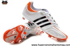 Adidas adiPure 11Pro TRX FG - Running White-Black-High Energy Soccer Boots On Sale