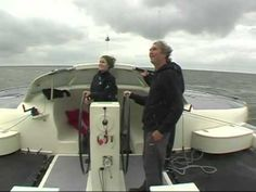 Sailing with Blind Date, a Harryproa Visionarry - YouTube