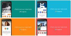 Google lanza nueva versión de Google Play con el nuevo estilo visual Material Design