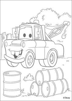 cars-n-5 coloring pages