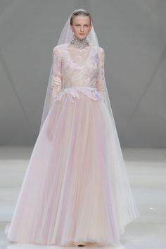 Vestidos de novia con falda voluminosa 2017: Luce como un auténtica princesa Image: 28