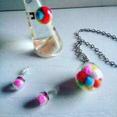 #color  #nolacapricci  #earrings #blue #dıy #pendant #pendants #necklace #necklaces #collar #ring #algodon #colours #flowers #flower #cristal #silver #chain