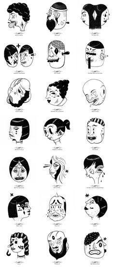 Matt Williams est un illustrateur, graphiste et designer freelance. Sous le surnom Uberkraaft, il dessine de magnifiques illustrations comme vous pouvez le voir ci-dessous. Matt Williams is a freel…