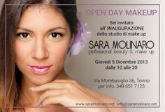 Make up Sara Molinaro