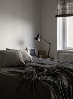 KITCHENTABLENOTE   Nordic interior design of a Stockholm apartment by Lotta Agaton