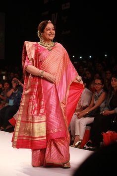 Gaurang #DesignerShowcase at Lakme Fashion Week Summer Resort 2014 Day 3 #TheDayThatWas #KironKher