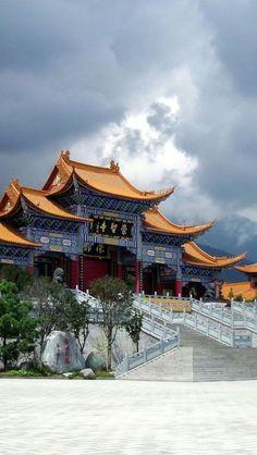Chongsheng Temple, Yunnan, China   In #China? Try www.importedFun.com for award winning #kid's #science  