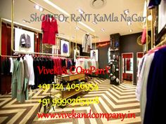 Showroom for Rent Kamla Nagar Delhi by vivek bhaskar via slideshare
