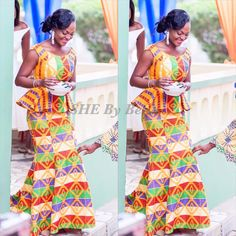 Kente Brides SHE By Bena