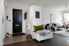 可擺設可收納的瑞典 25 坪公寓 - DECOmyplace