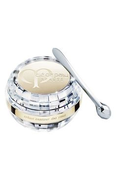 YES - its pricey, but this is by far the best eye cream I've ever used. Moisturizing, gentle, non-irrating. The anti-aging ingredients are effective. You only need a little amount, so it lasts for 6+ months! Clé de Peau Beauté Intensive Eye Contour Cream available at #Nordstrom