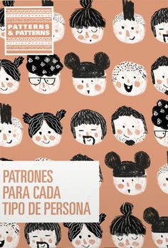 Patterns & Patterns by Nicolás Valencia, via Behance