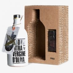 Natives Olivenöl Extra TY003 - olive oil packaging graphic design | MONOQI