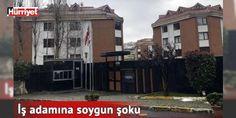 Lüks araçla geldiler, içi dolu kasayla çıktılar: İstanbul'da bir iş adamının evinin bulunduğu siteye lüks araçla giren bir çete, içerisinde 400 bin liralık para ve mücevher olan kasayla kaçtı. İki çete üyesi kısa sürede yakalandı.