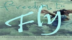 Freedom to Fly is a powerful program combining Life Coaching, reflection, and prayer to help us break into new possibilities! Come and stand in the freedom that is rightfully yours as a daughter of God!   The New Year, give yourself the gift of a Life Coach and new possibilities! http://conversationrevolution.com/experience-coaching/freedom-to-fly/