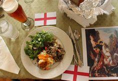 St. George's Day Celebration 2011 - Rachel Cooks