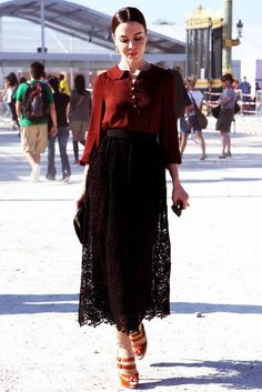 Ulyana Sergeenko#Ulyana Sergeenko style#율리아나세르젠코#fashion#패션아이콘