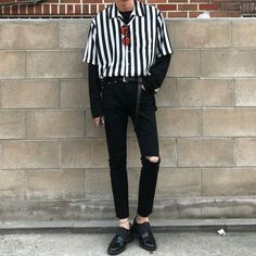 Check Out These Amazing korean fashion outfits 5625 Korean Fashion Men, Ulzzang Fashion, Boy Fashion, Mens Fashion, Fashion Outfits, Fashion Black, Mens Grunge Fashion, Paper Fashion, Fashion Ideas