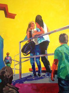 Jahrmarkt III Francis Bacon, Paintings, Movies, Movie Posters, Art, Art Background, Paint, Films, Painting Art