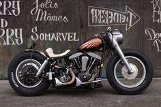 Bobber Inspiration   Bobbers & Custom Motorcycles : Photo
