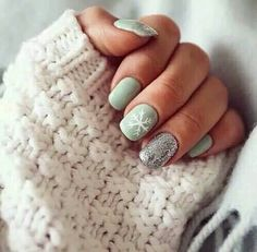 winter nails More